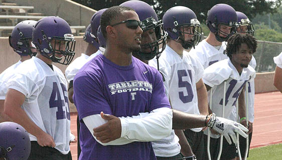 Tarleton FB Camp 0813 14