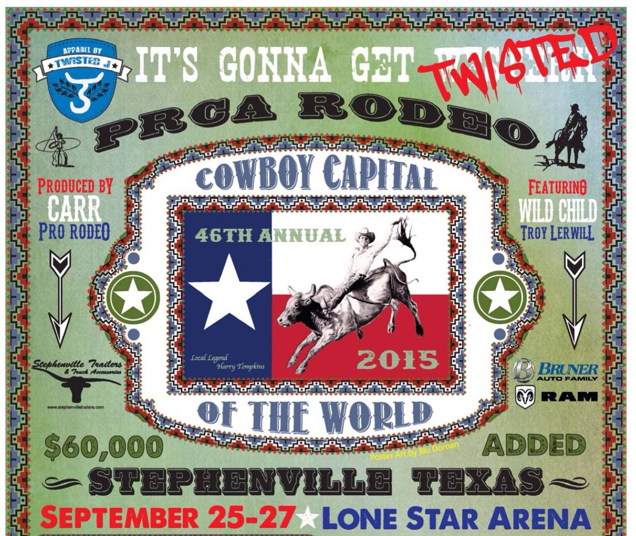 Schedule Amp Results 2015 Cowboy Capital Of The World Prca