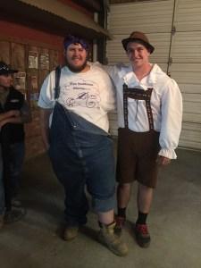 Halloween Costumes at LSA 03