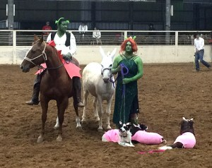 Halloween Costumes at LSA 09