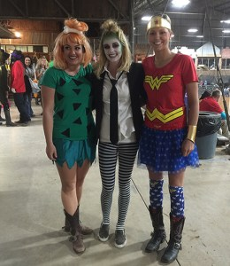 Halloween Costumes at LSA 14