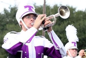 Tarleton homecoming parade 71