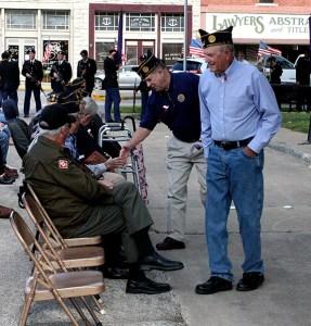 94th Veteran's Day 17