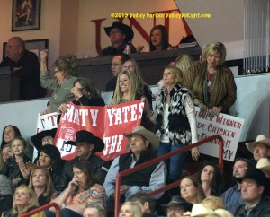 NFR Rd 2 Yates Family