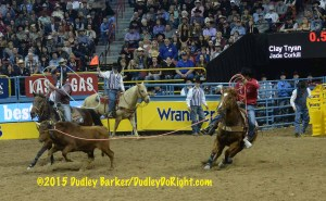 NFR Rd 6 Clay Tryan