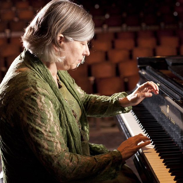 Dr. Leslie Spotz, Associate Professor of Piano