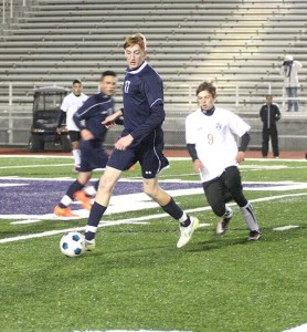 Boys Scrimmage at Everman 01