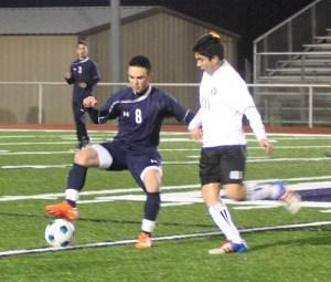 Boys Scrimmage at Everman 02