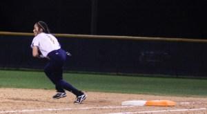 Softball v Godley 1