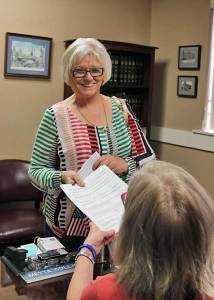 Stephenville resident Carla Trussell filed to run for Stephenville City Council Friday. She had expected to face Councilman Boyd Waggoner, but politics in Stepheville has been filled with surprises.