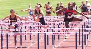 Hailey Martin 100 hurdles