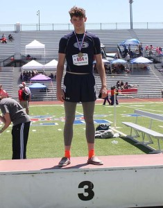 Josh Nowell Medal Stand 3