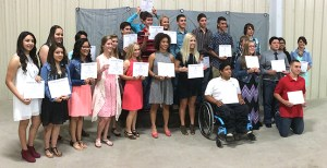 HS Outstanding Students