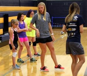 2016 Honeybee Volleyball Camp 07