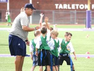2016 Summer Fun Football Camp 06