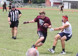 Sville 7on7 at Bwood 08