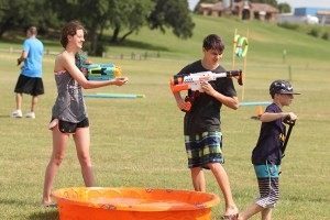 Water Day in Park 13