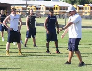 2016 Freshman Football Camp 05