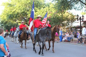 2016 Old Settler's Parade 01