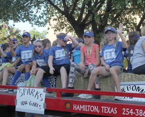 2016 Old Settler's Parade 23