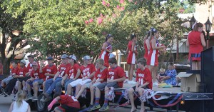 2016 Old Settler's Parade 38