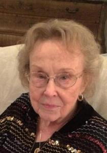Doris Marie Ward