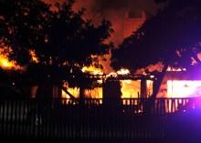 Hico House Fire 10