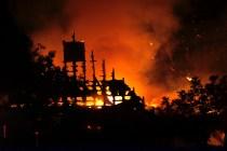Hico House Fire 7