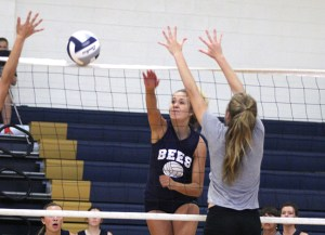 shs volleyball scrimmages 15