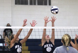 shs volleyball scrimmages 16
