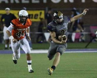Stephenville vs Springtown FB 07