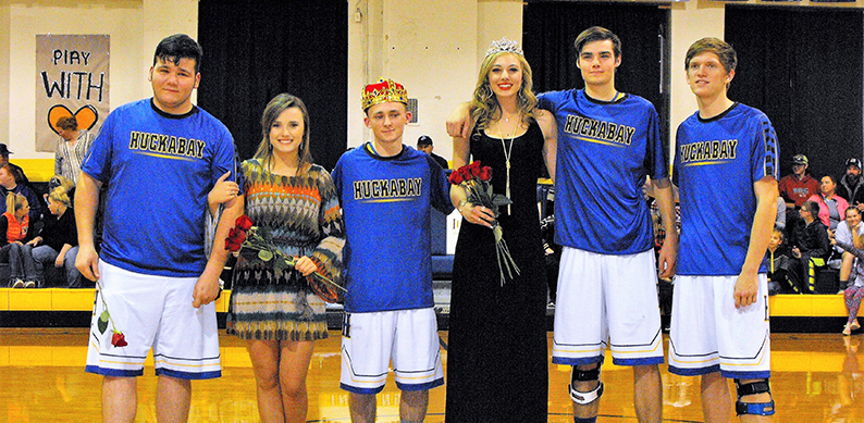 2 Homecoming Court