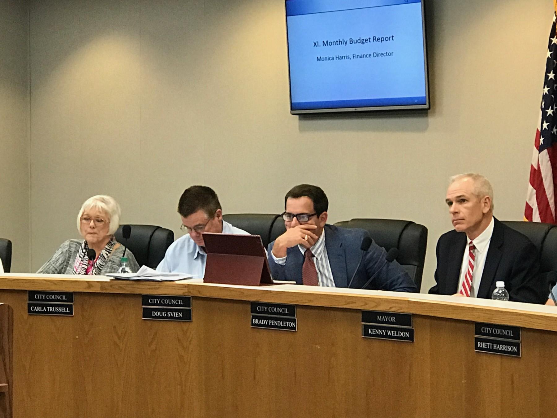Stephenville City Council