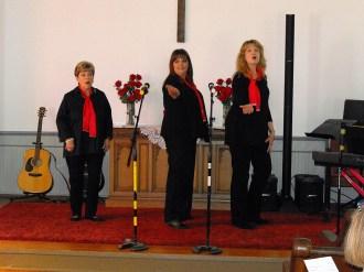 V-Day Musical Bosque Belles 1