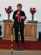 V-Day Musical Marion Cole intro.