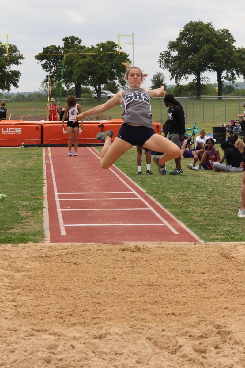 Hailey Martin jump