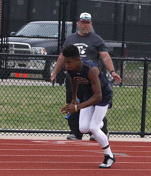 Stephenville 8-4A track 13
