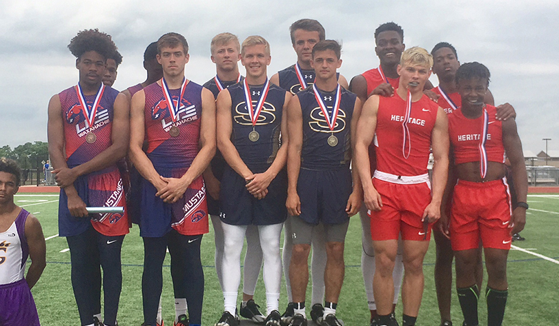 Stephenville 8-4A track 31