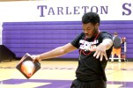 Dribble tag Texan hoops camp 19