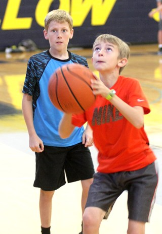 Stephenville Hoops Camps 46