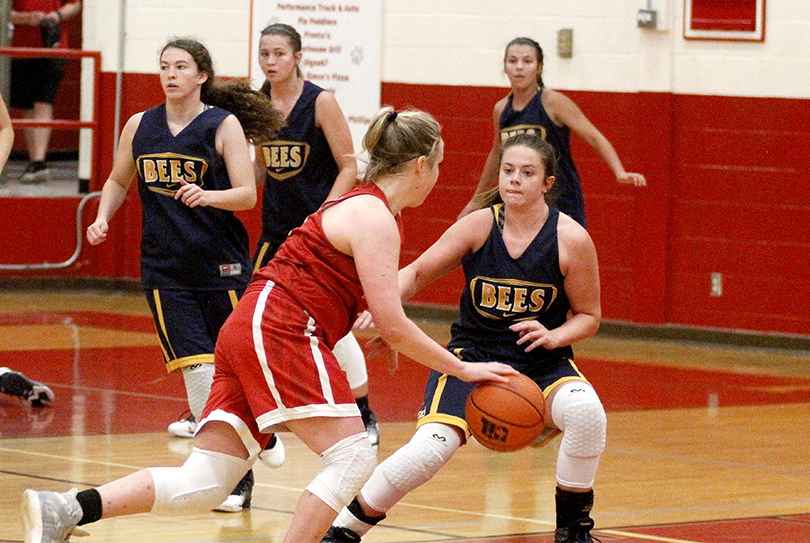 Sville Girls Summer Hoops 12