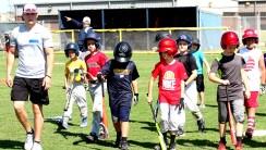 Yellow Jacket baseball camp 09