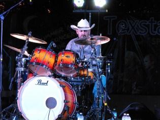 Summer Concert Series 22 Gene Watson's drummer
