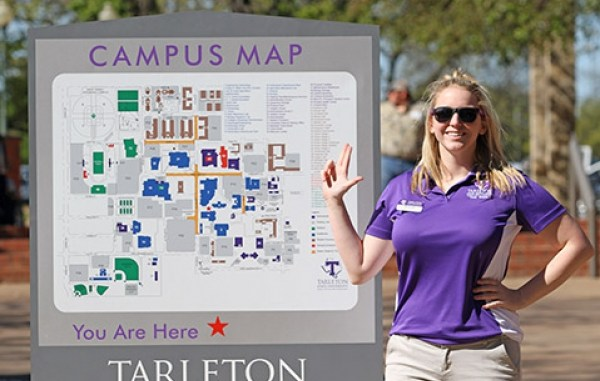 Tarleton State Campus Map.Register Now For Tarleton Texan Tour Campus Preview Day Oct 7 The