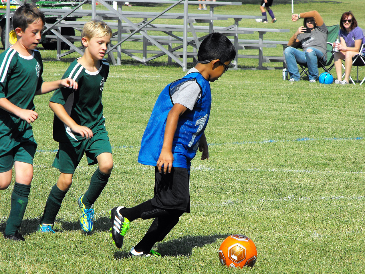 Youth Soccer 12