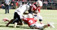 Hico begins Region II-2A Division I playoff competition in Gatesville Friday against Bosuqueville. || The Flash Today.com photo