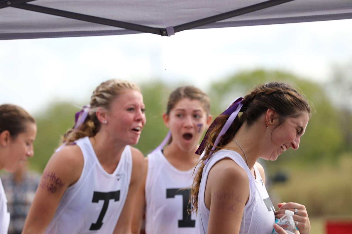 No emotion in cross country? GUESS AGAIN!