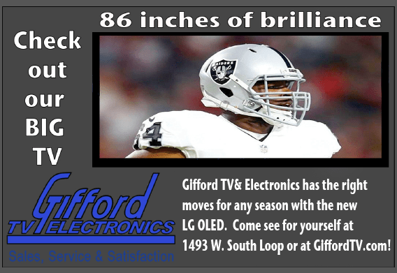 Gifford new TV