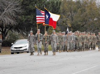 Veterans Day Parade 1
