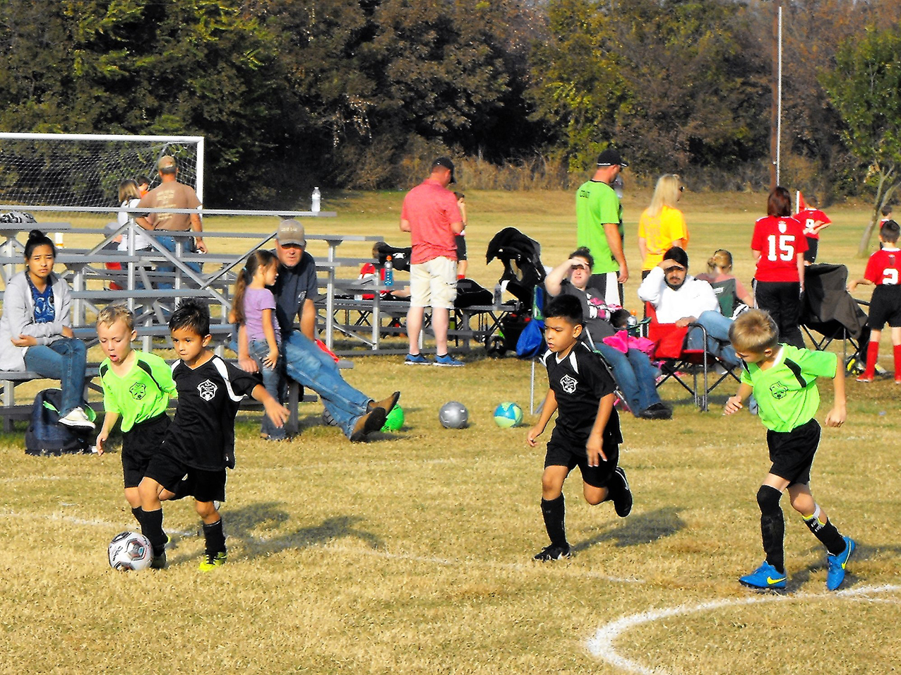 Youth Soccer 8